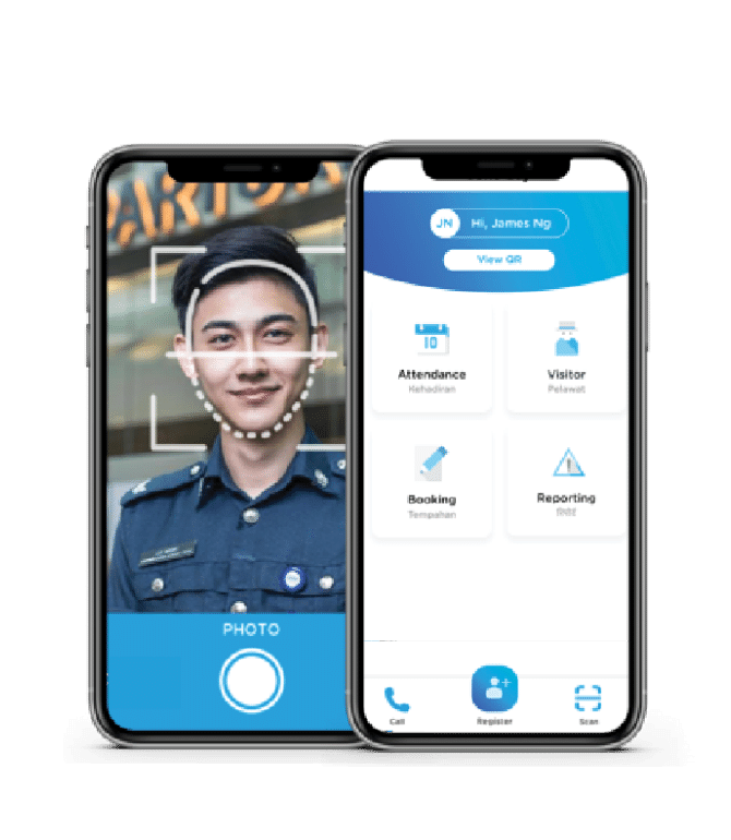Security and Guard App
